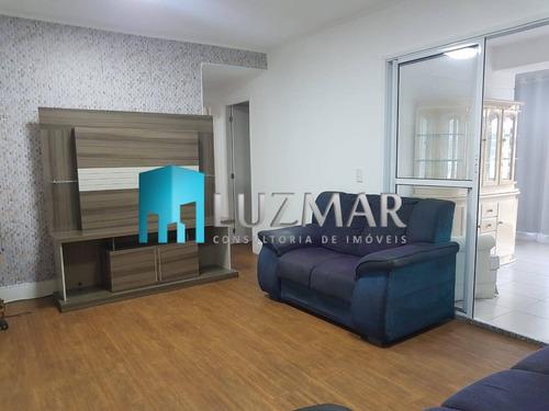 Imagem 1 de 15 de Apartamento Com Dois Dormitórios Sendo Um Suíte Na Vila Prel Campo Limpo - 391ll
