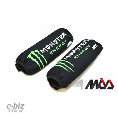 Protectores Mda Monster Honda Wave Nf 100 4t 2004....