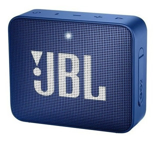 Parlante Sumergible Jbl Go 2 Azul Bluetooth 3w Mini