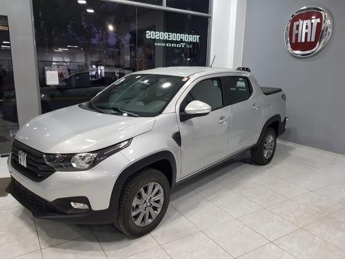 Fiat Strada Doble Cabina $160.000 Y Cuotas A Tasa 0%