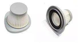 2 Filtro Hepa Aspirador Pó Philco Sensor Rapid 1000 N Origin