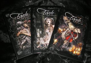 Favole Victoria Francés - Gotico Vampiros Gothic Comic