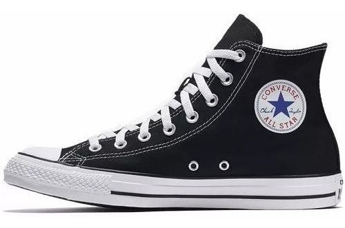 Tênis Converse All-star Ct As Core Hi Preto Ct00040002