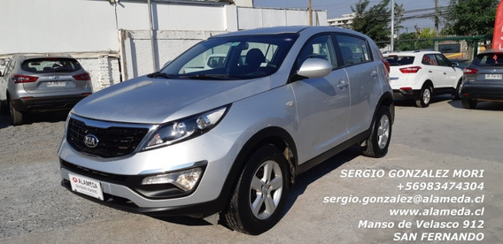 Kia Sportage Gasolina 4x2 2016