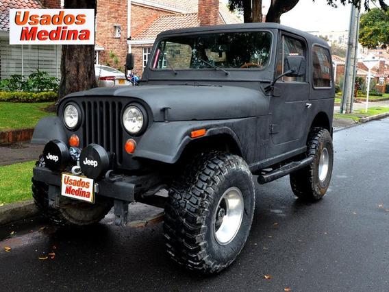 Jeep Willys Cj 7