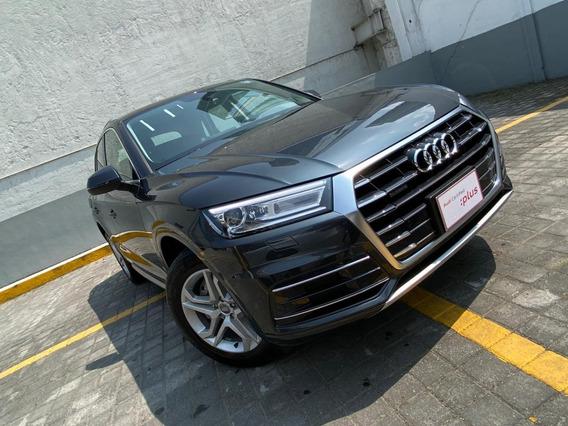 Demo Audi Q5 Select Tfsi 2.0l 252hp Quattro 2020 Gris Mon-ma