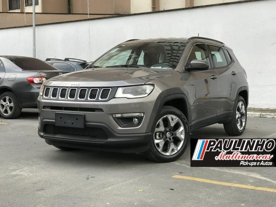 Jeep Compass Longitude Prmium Flex 2019 0km