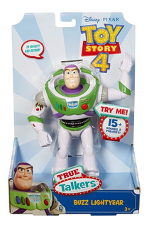 Toy Story 4 - Buzz Lightyear Con Sonido - Mattel Gdp96