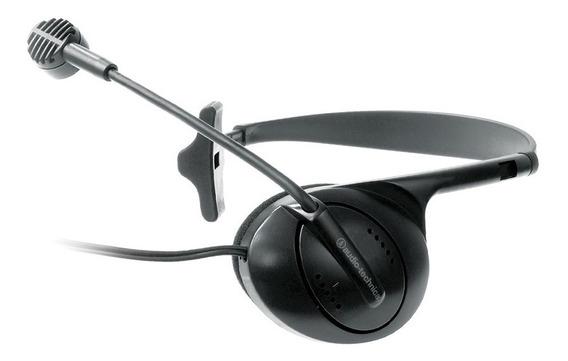 Headset Audio Technica Dinâmico Atr5200