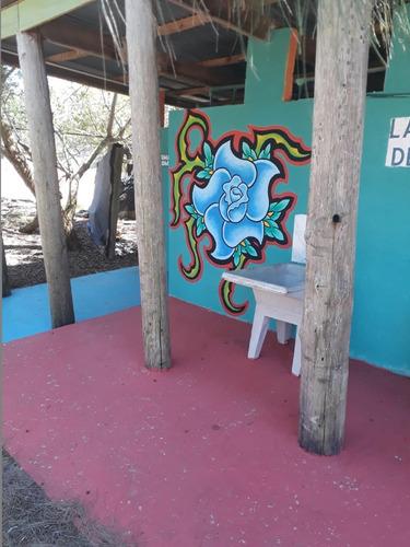 Camping En Punta Del Diablo, Totalmente Equipado!
