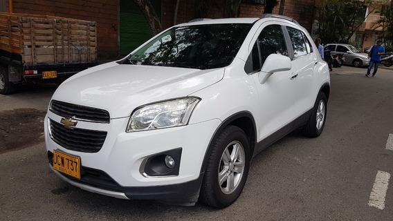 Chevrolet Tracker Tracker Lt Con Sunroof 2015