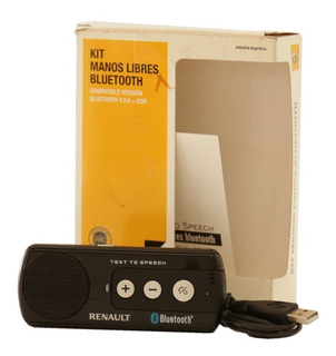 Kit Manos Libres Bluetooth - Renault