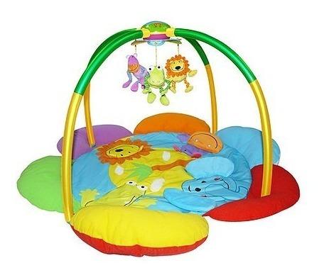 Gimnasio Musical Para Bebe Biba Toys Jf042