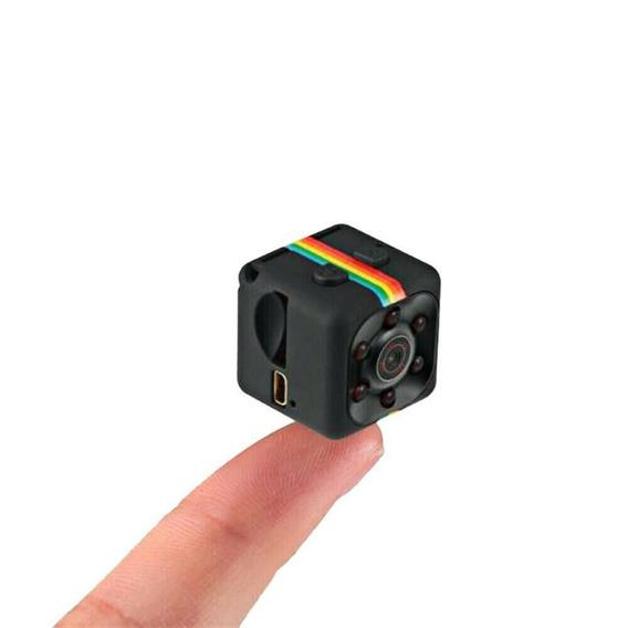 Mini Camara Espia Sq11 Vision Nocturna Deteccion Mov 1080p