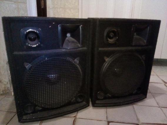 Caixas Acústicas 15 Oversound Passivas