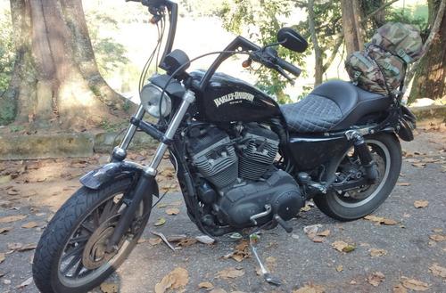 Imagem 1 de 6 de Harley Davidson Sportster 883