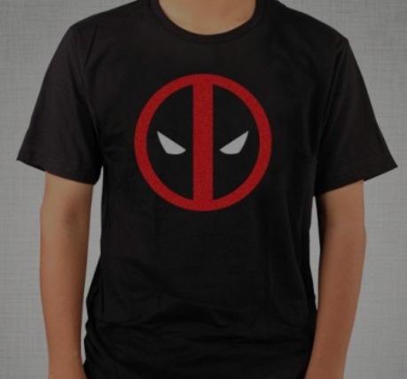 Remera Deadpool Marvel