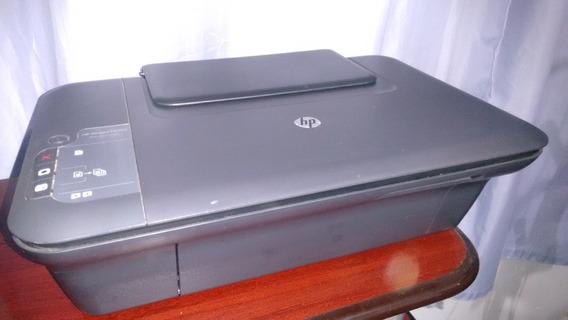 Impressora Multifuncional Hp Deskjet F 2050 Completa Usada