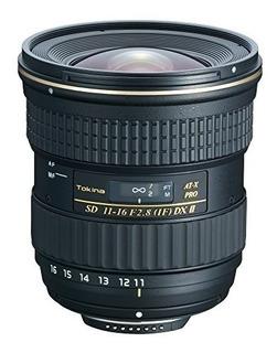 Objetivo De Zoom Digital Tokina 11-16mm F / 2.8 At-x116 Pro