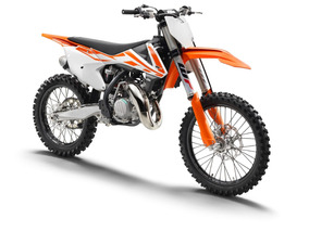 Ktm Sx 125 Cross 2017 0km No Kawasaki No Yamaha Smmotos