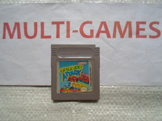 Tetris Attack Original Para Game Boy E Gbc + Gba