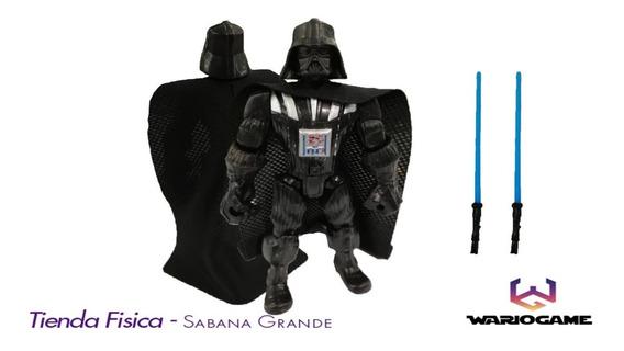 Muñeco Star Wars Guerra Galaxias Desarmables Somos Tienda