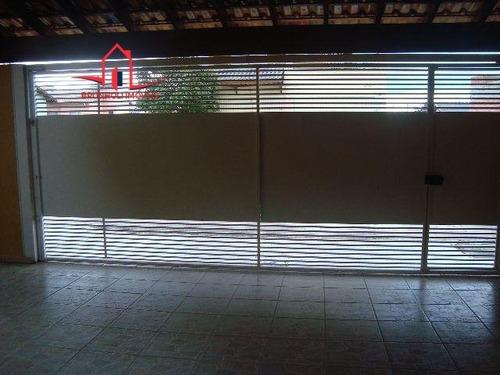 Casa A Venda No Bairro Jardim Santa Gertrudes Em Jundiaí - - 502-1