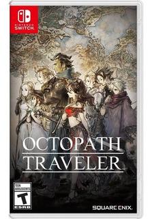Octopath Traveler - Juego Físico Switch - Sniper Game