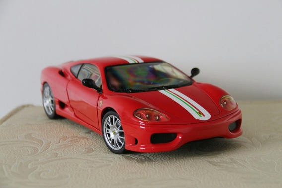 Ferrari 360 Challenge Stradale Hot Wheels 1/18