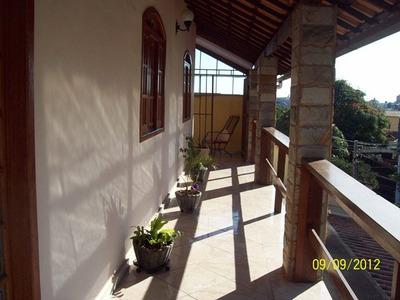 Casa Com 3 Quartos Para Comprar No Santa Inês Em Belo Horizonte/mg - 2685