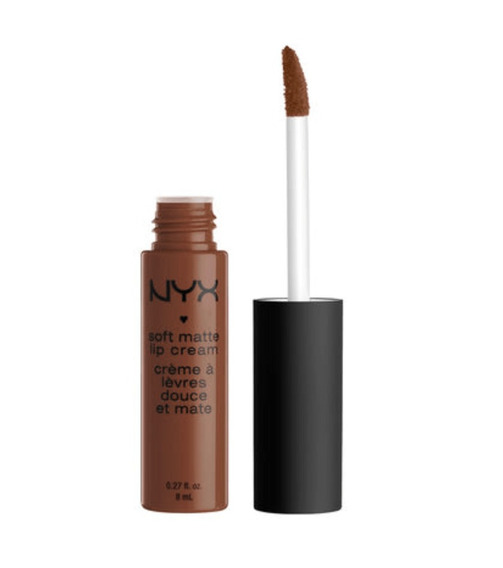 Nyx Soft Matte Lip Cream Lipstick (dubai)