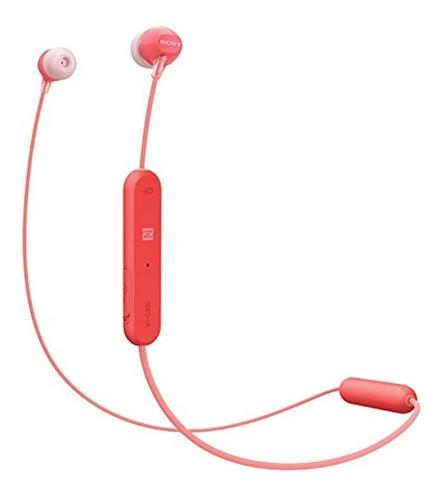 Imagen 1 de 6 de Auriculares Inalambricos In-ear De Sony Auriculares Wi-c300