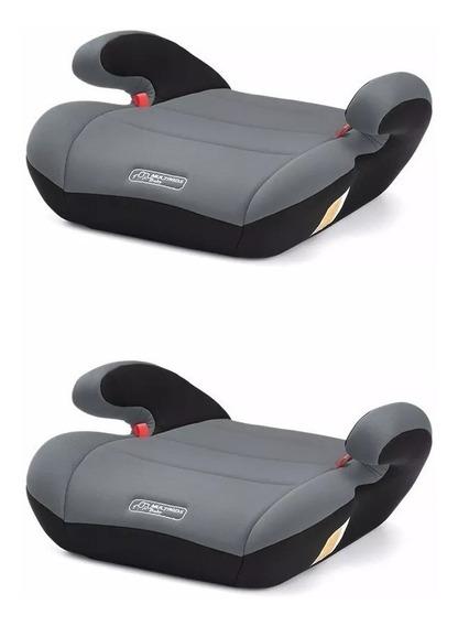 2 Assento De Elevação Para Carro Multikids 4 A 8 Anos