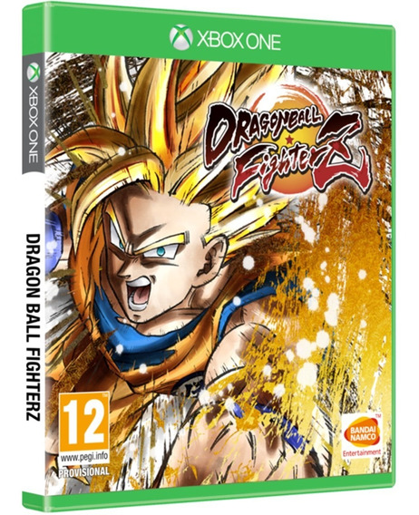 Dragon Ball Fighterz Xbox One Midia Fisica Original Lacrado