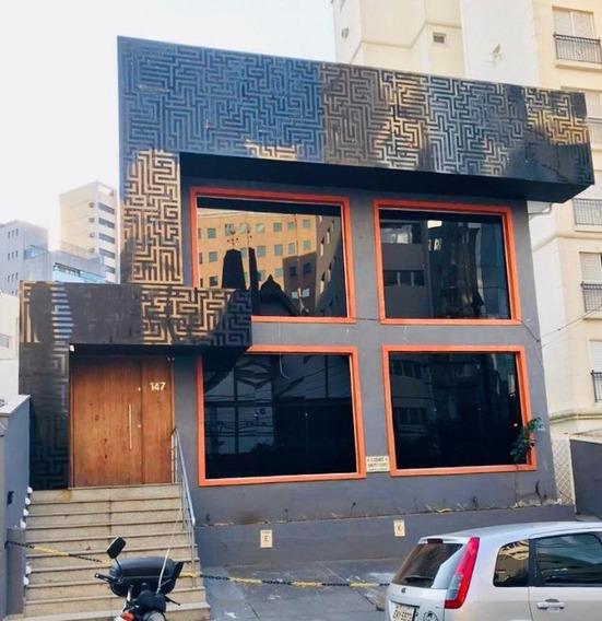 Casa Em Cambuí, Campinas/sp De 310m² Para Locação R$ 12.000,00/mes - Ca536392