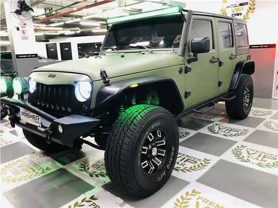 Jeep Wrangler 3.6 Unlimited Sport 4x4 V6 Gasolina 4p Automát