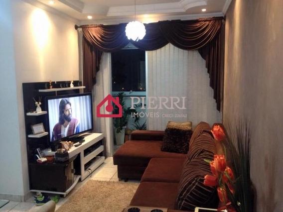 Apartamento 3 Dormitórios Em Pirituba - Lazer Completo - 4610