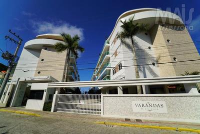 Apartamento Para Venda Em Bombinhas, Bombas, 3 Dormitórios, 1 Suíte, 2 Banheiros, 2 Vagas - Jva2725
