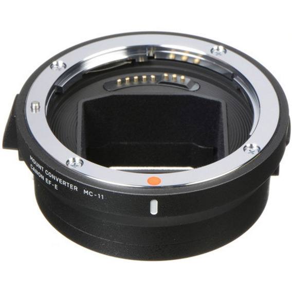 Adaptador Sigma Mc-11 Sony E P/ Lentes Canon - Lj. Platinum