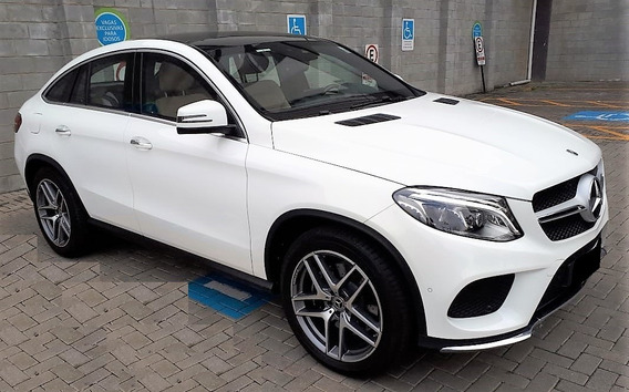 Mercedes Gle 400 Coupe 2018 / 2019 Blindada