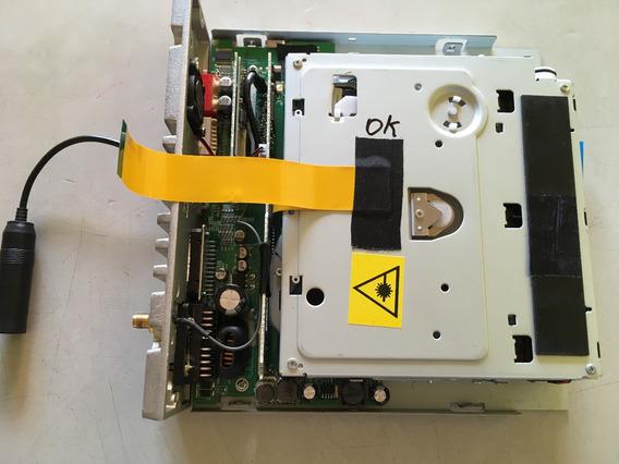 Placa Com Mecânica E Flat Para O Dvd H-buster Hbd-9820dtv