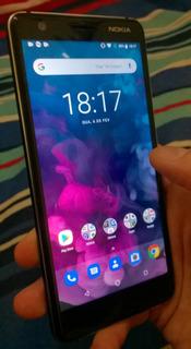 Smartphone Nokia 3.1 (2018)android One 5.2 + Cartão 32sdcard