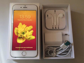 iPhone 6 16gb Completo + Película + Capinha + Brinde