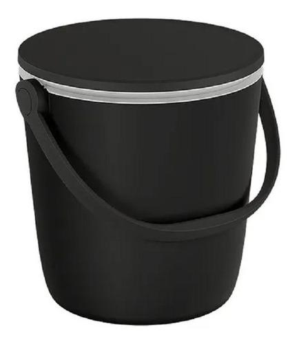 Imagen 1 de 9 de Frapera Cooler Heladera Portatil Go Bar Ocean Keter Negro