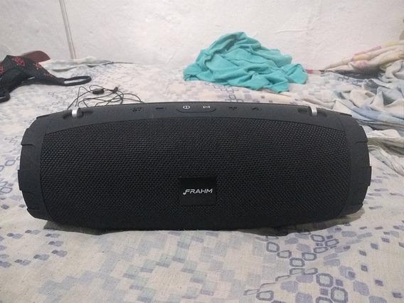 Caixa De Som Portátil Frahm Soundbox Two 50w
