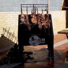 Servicio De Carne En Vara, Cerdo, Cachapas Show Para Eventos