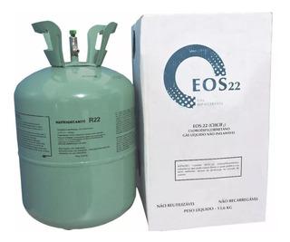 Gás R22 Eos Botija 13,6kg