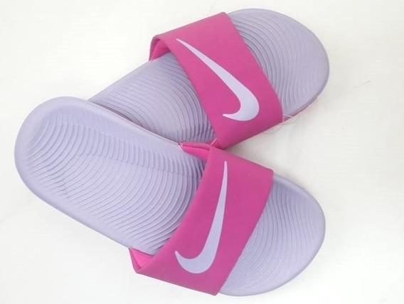 Chinelo Sandalia Nike Kawa Slide Iinfantil Feminino