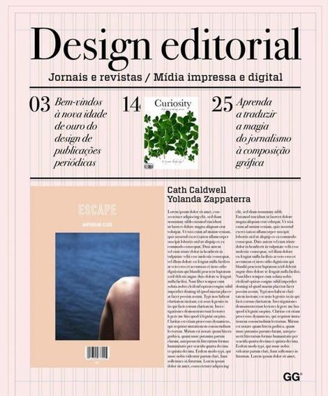 Design Editorial: Jornais E Revistas / M
