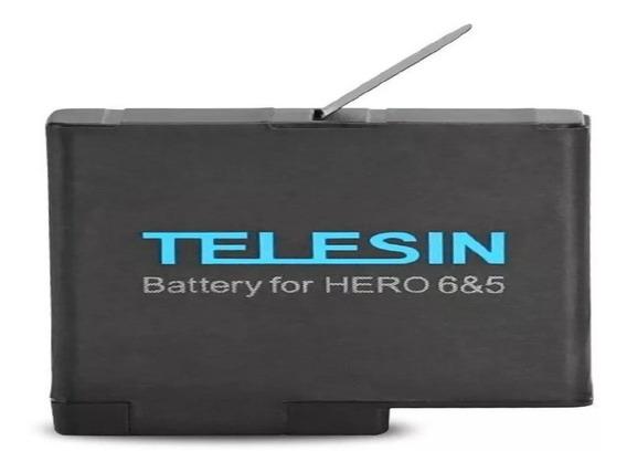 Bateria Gopro Telesin Hero 5,6 E 7 Envio Imediato + Brinde